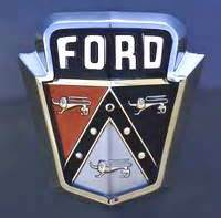 Crest Ford The 1950 Ford Deluxe And Custom Automobiles