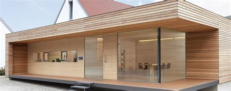 casa prefabbricata legno una casa prefabbricata in svizzera