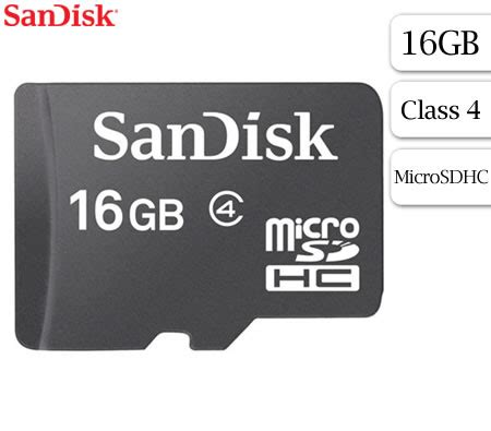 Sandisk Microsdhc 16gb Class 4 free shipping sandisk 16gb microsdhc card class 4 sales