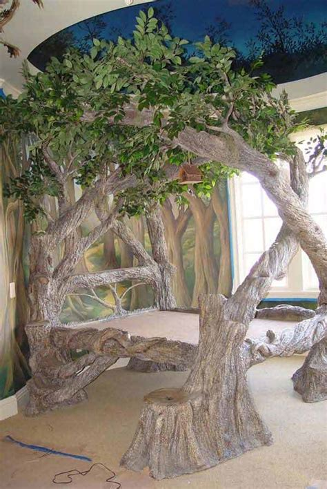 tree bed 21 fairy tale inspired decorating ideas for child s