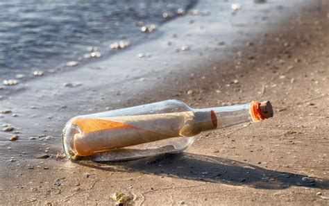 message in a bottle science minded tips to help your message in a bottle