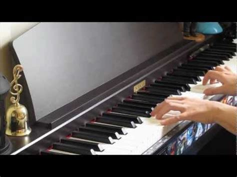 blind guardian into the live wacken hq the bards song blind guardian harpsichord piano cover