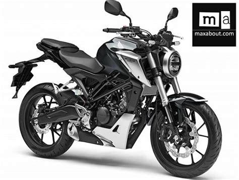 honda cb 125 review honda cb125 price specs review pics mileage in india