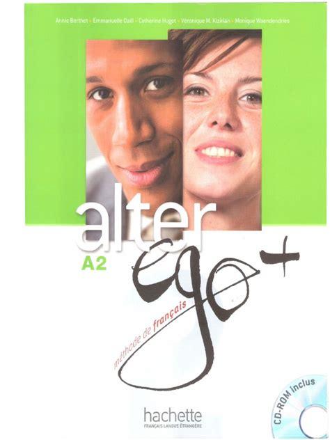 alter ego livre 201155814x alter ego plus 2 livre d eleve pdf