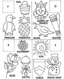 Winter color cut and paste activities quotes
