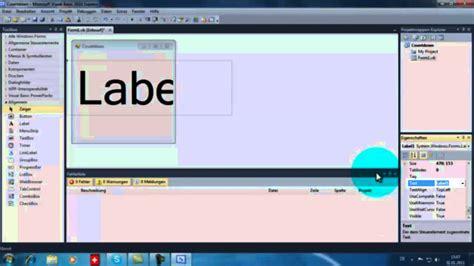 tutorial visual basic 2010 youtube visual basic 2010 tutorial countdown youtube