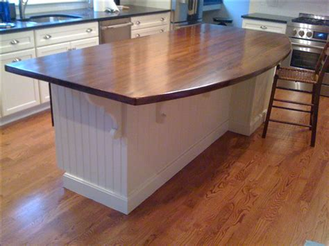 wooden kitchen islands pine rustic stain island contemporary