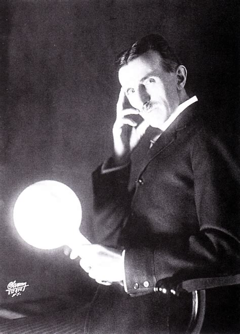 Niccolo Tesla Tesla Master Of Lightning Neatorama
