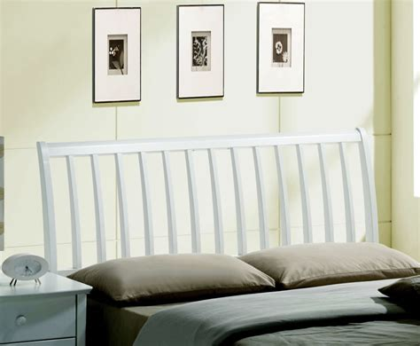 White Wood Headboard Hstead Two Tone Headboard Uk Delivery