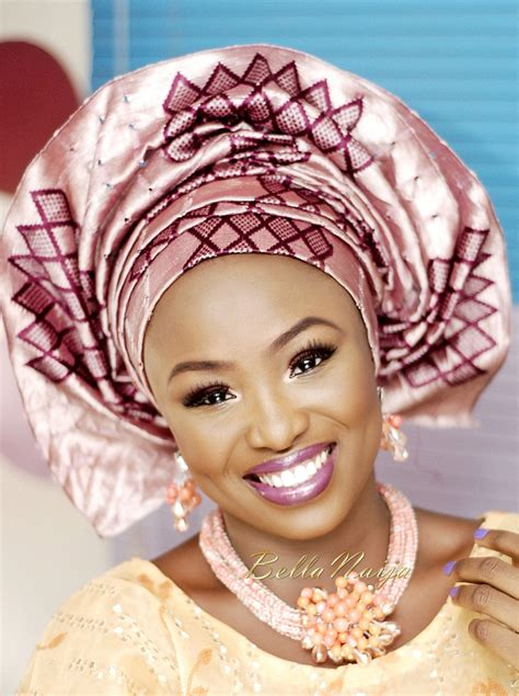 make and asooke hair styles bn bridal beauty nigerian traditional wedding makeup