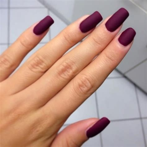Nail Nails by Matte Nail Nails Ideas
