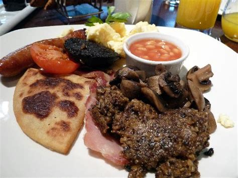 Scottish breakfast   Picture of Norton House Hotel & Spa
