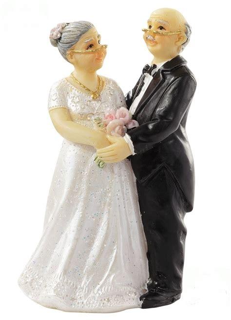 Diamantene Hochzeit by Brautpaar Tortenaufsatz Diamantene Hochzeit Hochzeitspaar