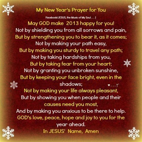new year prayers my new year s prayer for you quotes sayings