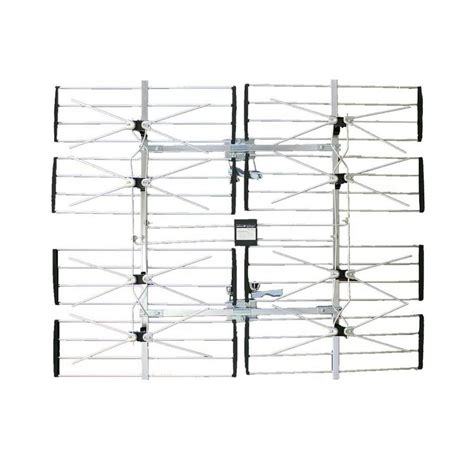 electronic master multidirectional digital hdtv outdoor tv antenna ant7298 the home depot