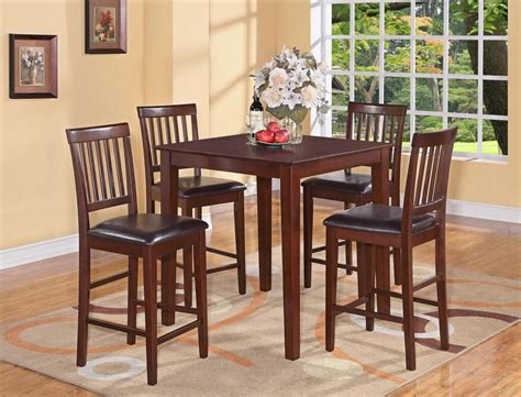 padding for dining room chairs dining room brown kitchen table and 4 chairs with