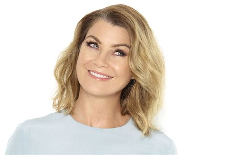 shes happy hair thumb1 jpg w 420 ellen pompeo to direct grey s anatomy episode in season