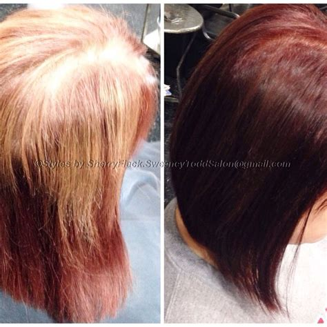 hair styles for over processed hair 28 best olaplex glamarama before and after pics images