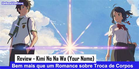 your name light novel kimi no na wa your name bem mais que um de