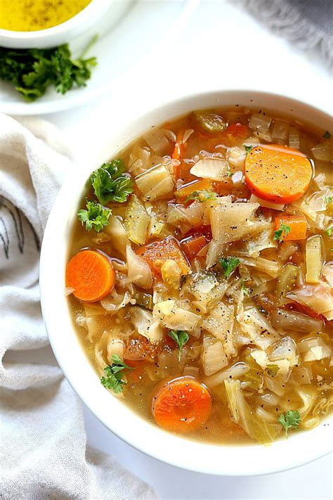 Thyroid Detox Soup by 17 Best Ideas About Cabbage Soup Diet On