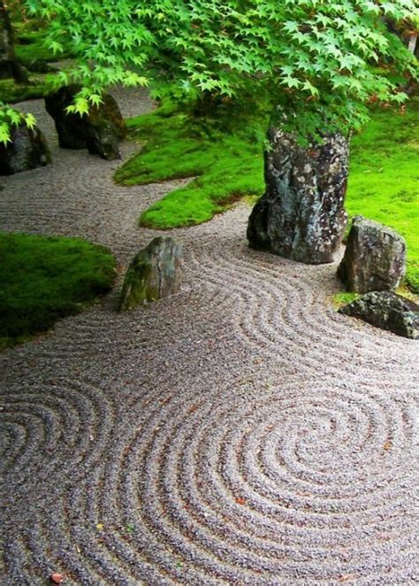 Zen Rock Garden Ideas Best 25 Japanese Rock Garden Ideas On