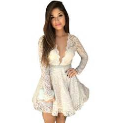 coromose womens long sleeve prom ball cocktail party dress