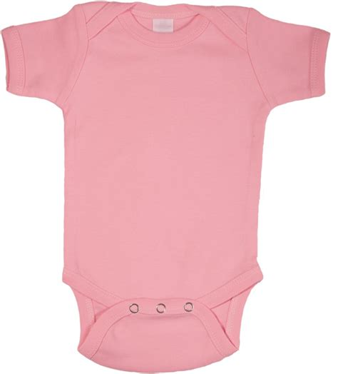 sleeve onsie personalized light pink bodysuit sleeve by baby potty concepts