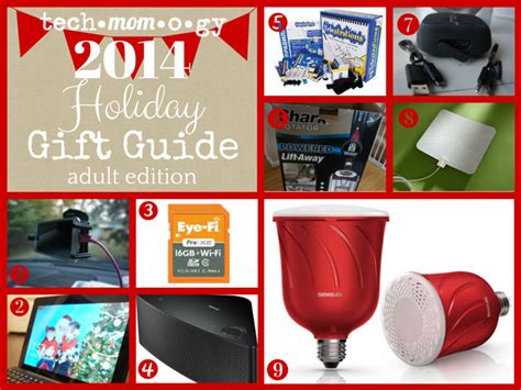 techmomogy 2014 holiday gift guide adult edition techmomogy