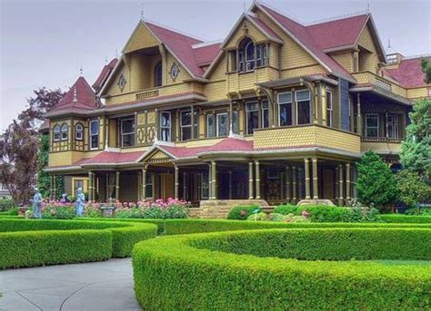 the winchester house actress helen mirren slated to star in horror film based on winchester mystery house