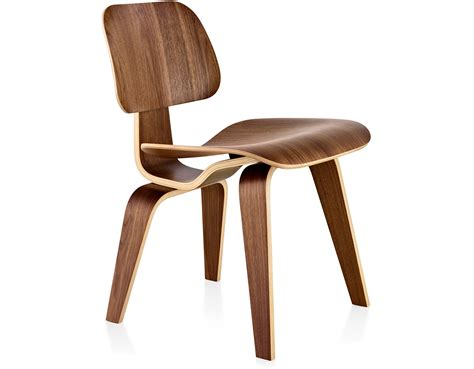 Designer Dining Chair Eames 174 Molded Plywood Dining Chair Dcw Hivemodern