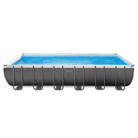 12 x 52 pool intex 24 x 12 x 52 quot ultra frame rectangular swimming