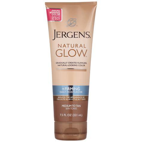 Herbal Glowing Jergens Glow Daily Moisturizer Firming Medium