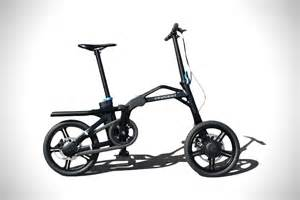 Peugeot Electric Bike Peugeot Ef01 Folding Electric Bike Hiconsumption