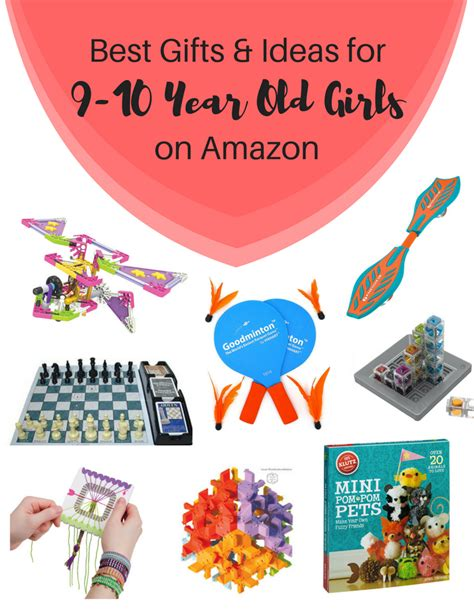 best gifts for girls aged 10 junglefind