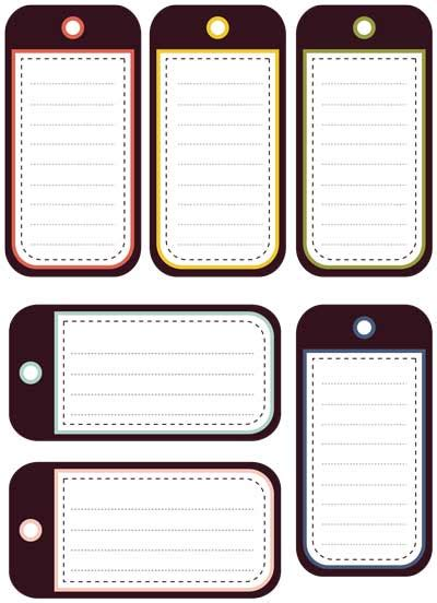 4 Best Images Of Avery Templates Luggage Tag Printable Free Printable Luggage Tags Template Tags Template Printable