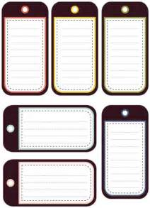 word luggage tag template 7 best images of avery printable luggage tags free