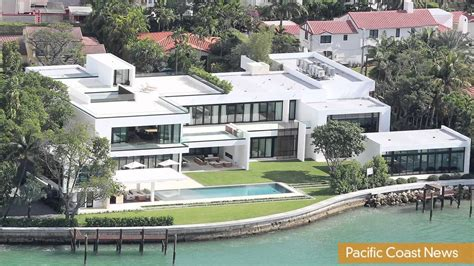 look inside a rod s modern miami home business insider a rod s 38 million miami mansion on the market youtube