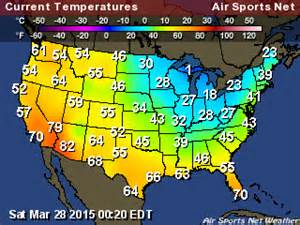 usa today temperature map united states weather map today quotes
