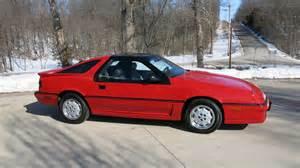 1988 Chrysler Daytona 1988 Dodge Daytona Shelby Z Hatchback W178 Indy 2015