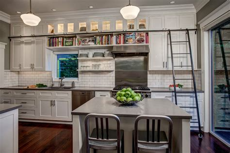 Open Shelving Kitchen Cabinets by Splashy Sherwin Williams Gray Matters In Dining Room