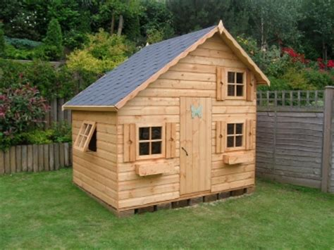 6 x 8 country cottage playhouses shepherds hut shed