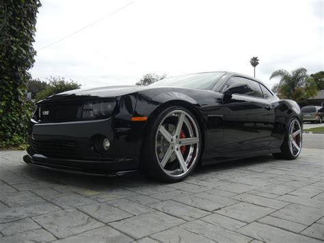 2012 camaro on 22s post pics of lowered ride on 22 quot s camaro5 chevy camaro