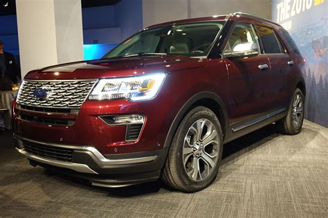 ford explorer update squint