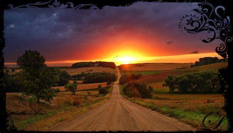 imagenes bonitas de un paisaje imagenes paisaje natural del atardecer imagenes para celular