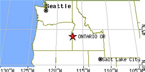 map of oregon ontario ontario oregon or population data races housing