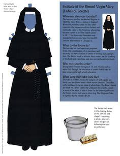 1000 images about paper doll nuns on pinterest traditional sisters