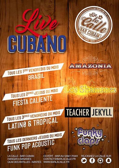 hangar a banane concert concerts live cubano la calle hangar 224 bananes