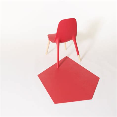 a chair designed to trick your eye baby pop design milk