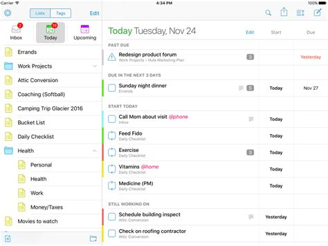 best todo list the 40 best to do list apps for task management