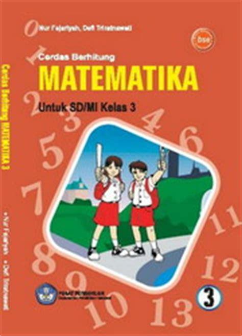 buku cerdas berhitung matematika 3 kelas 3 sd buku